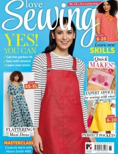 Love Sewing – Issue 81 – May 2020