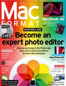 MacFormat UK – Issue 352, June 2020