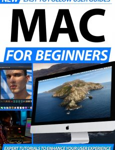 Mac For Beginners – 2nd Edition 2020