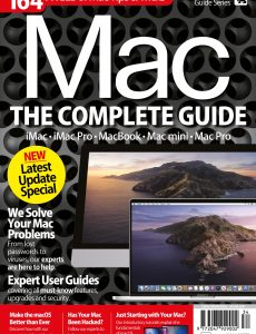 Mac The Complete Guide Volume 34 ,2020