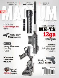 Man Magnum – June 2020