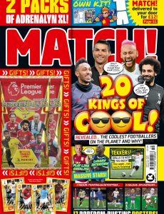 Match! – May 05, 2020