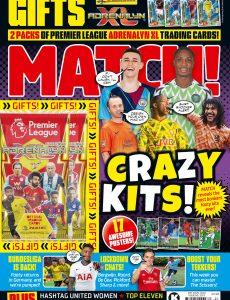 Match! – May 19, 2020