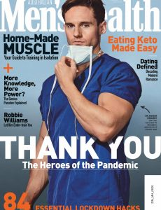 Men's Health Australia – June 2020
