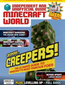 Minecraft World Magazine – May 2020