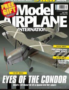 Model Airplane International – Issue 179 – June 2020