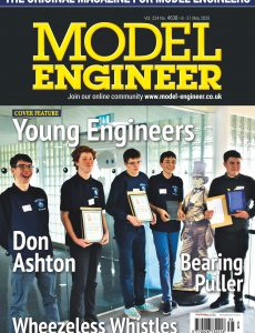 Model Engineer – Issue 4638 – 8 May 2020