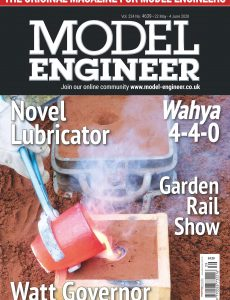 Model Engineer – Issue 4639 – 22 May 2020