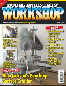 Model Engineers' Workshop Magazine – June 2020