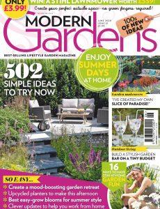 Modern Gardens – June 2020