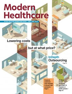 Modern Healthcare – June 01, 2020