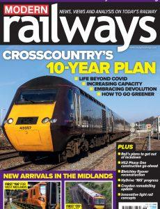 Modern Railways – June 2020