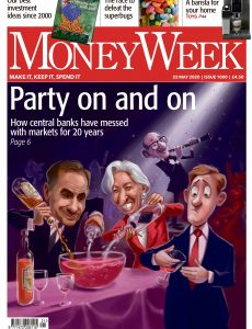 MoneyWeek – Issue 1000 – 22 May 2020