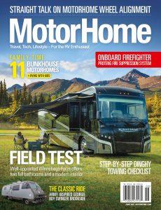 Motor Home – June 2020