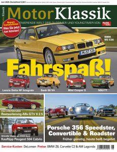 Motor Klassik – Juni 2020