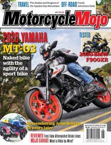 Motorcycle Mojo – June 2020