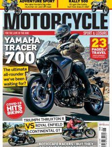 Motorcycle Sport & Leisure – June 2020