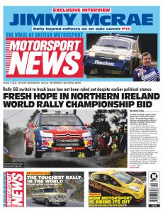 Motorsport News – May 06, 2020
