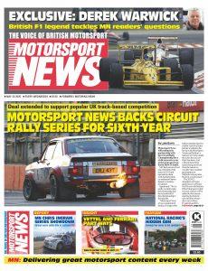 Motorsport News – May 20, 2020