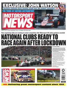 Motorsport News – May 27, 2020