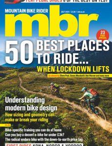 Mountain Bike Rider – July 2020