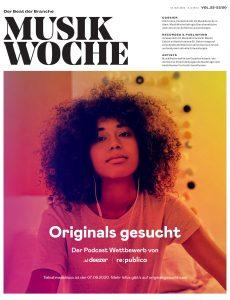 MusikWoche – 25  Mai 2020