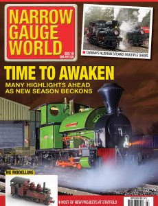 Narrow Gauge World – Issue 146 – March-April 2020