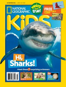 National Geographic Kids USA – June-July 2020