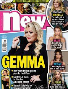 New! Magazine – 18 May 2020