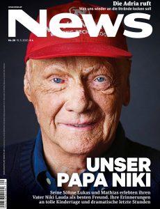 News – 15 Mai 2020