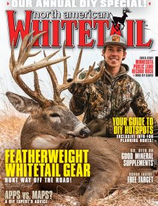 North American Whitetail – June 2020