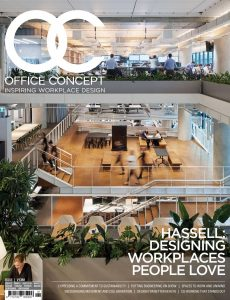 Office Concept – April-July 2020