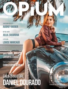 Opium Red Magazine – Volume 1 March 2020