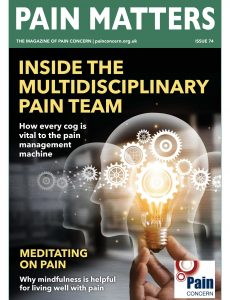 Pain Matters – Issue 74 – February 2020