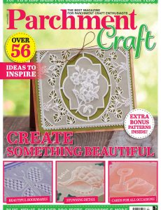 Parchment Craft – July-August 2020