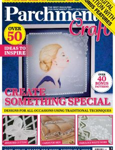 Parchment Craft – March-April 2020