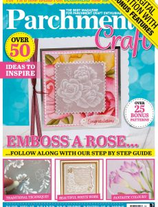 Parchment Craft – May-June 2020