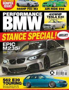 Performance BMW – June-July 2020