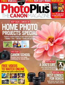 PhotoPlus The Canon Magazine – Issue 166, 2020