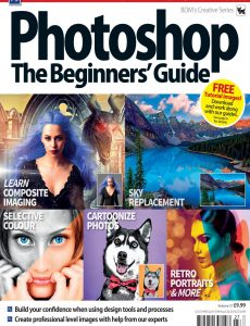 Photoshop The Beginner's Guide – Volume 27, 2020