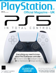 PlayStation Official Magazine UK – Issue 175, 2020