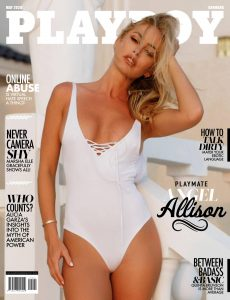 Playboy Denmark – May 2020