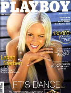 Playboy Germany – September 2006