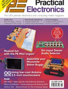 Practical Electronics – June 2020