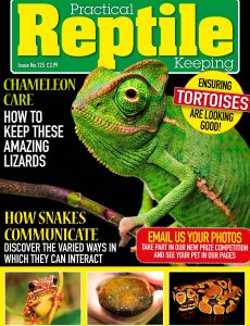 Practical Reptile Keeping – Issue 125 – May 2020