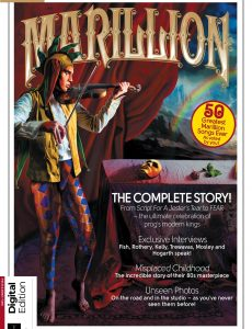 Prog Special Marillion – First Edition, 2020