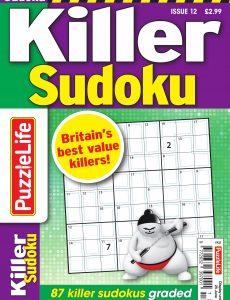 PuzzleLife Killer Sudoku – 28 May 2020