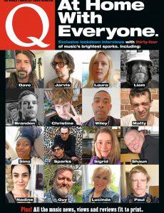 Q Magazine – July 2020