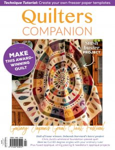 Quilters Companion – May 2020