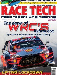 Race Tech – June 2020